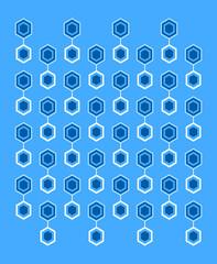 karos blau