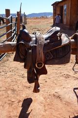 selle de cowboy - West USA