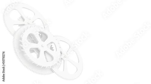 background gears