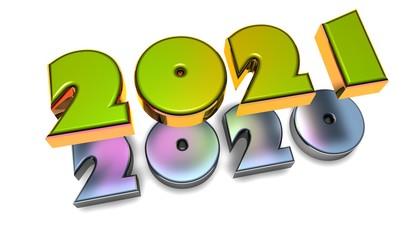 3D Goldzeichen - 2020 - 2021