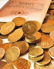 монеты и паспорт