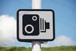 Speed camera warning sign, Folkestone, England - 50713427