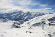 pista da sci (Monte Rosa)