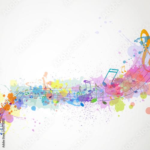 Fototapeten,abbildung,entwerfen,colourful,musik