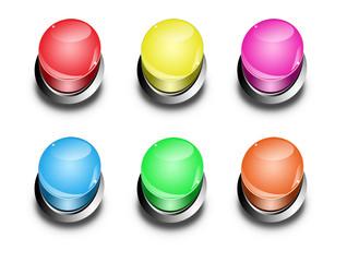 boutons poussoir