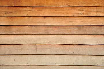 Plywood home wall background texture.
