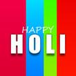 Indian colorful festival Holi celebration background. EPS 10.