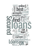 Required Safe Money Mark on Secured Loan poster