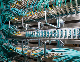 IT Server Shared virtuell Cloud LWL Feld
