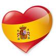 Spanish Heart - vector