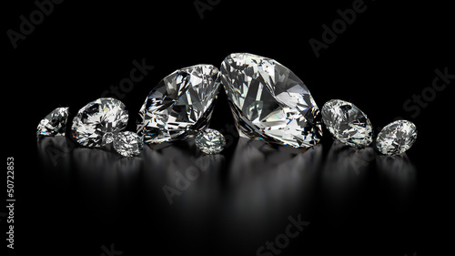 Diamonds - 50722853