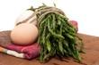 Freshly picked Asparagus