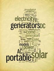 Top Solar Portable Electricity Generators