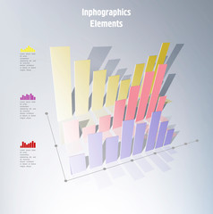 Vector detail infographic.