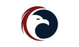 Fototapety Logo aigle