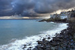 st ives harbor storm