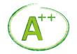 A 2-Plus Zeichen, Energieeffizienz-Klassen
