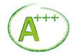 A 3-Plus Zeichen, Energieeffizienz-Klassen