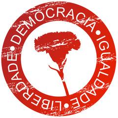 25 de Abril - Liberdade, democracia e igualdade