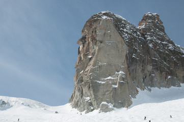 Picco Roccioso Vallée Blanche