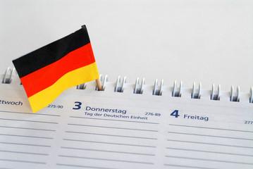 Tag der Deutschen Einheit, Wiedervereinigung, 3.10.2013