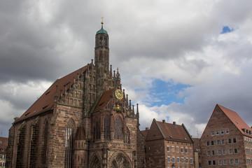 Market Place in Nuremberg