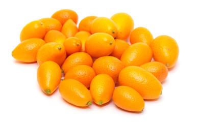 Heap Kumquat fruit (Fortunella)