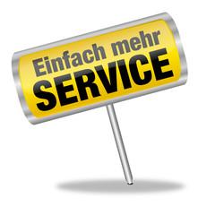 Einfach mehr Service - 100 % Service, 100 % Qualität