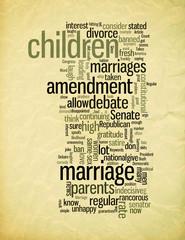 Senate Takes Up Debate On Regular Marriage