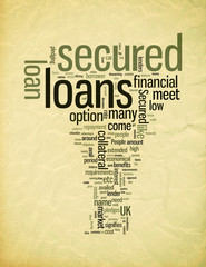 Secured loans A cost effective option to meet your needs