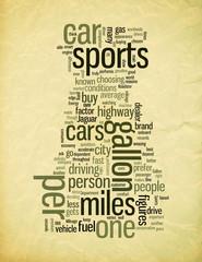 SC sports car mileage