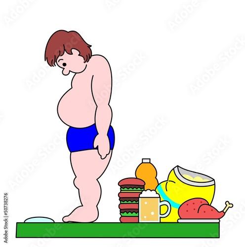 減らない体重