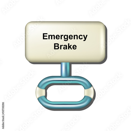 Emergency brake
