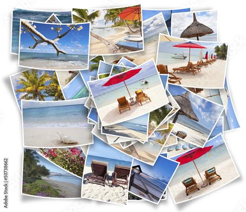 plages de l'île Maurice en photos souvenirs