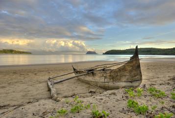 L'archipel des Mitsio au nord de Madagascar