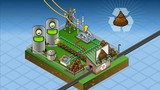 isometric biomass plant in production of energy