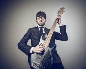 ironic musician