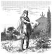 Nordic/Germanic Warrior or God (Vali)