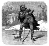 Germanic/Nordic Hunter or God (Uller)