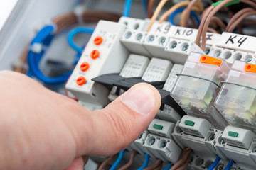 Turning on a fusebox