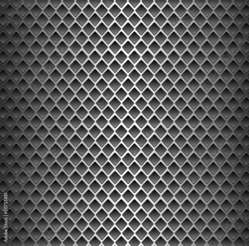 Seamless metallic texture background