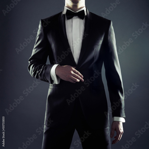 Stylish man Poster
