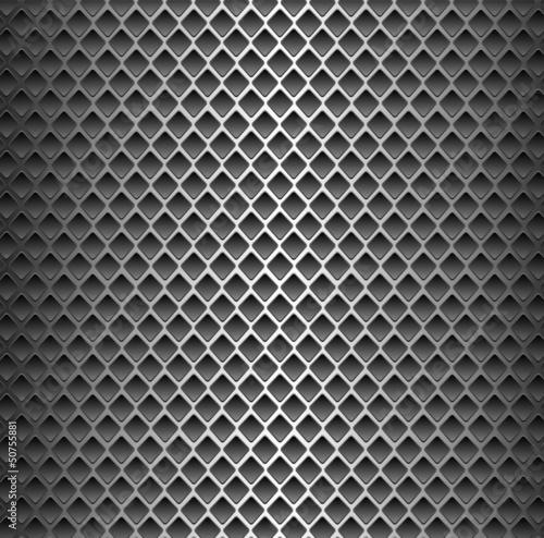 Seamless metallic texture background