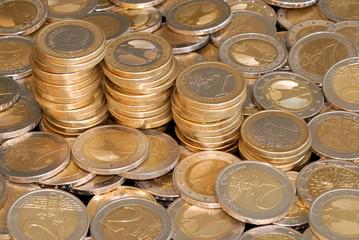 Geld, Münzen, Euro, EUR, Finanzen, Rendite, Kapital, Bargeld