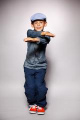 Dancing child