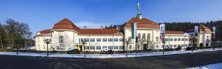 Sächsische Staatsbäder in Bad Elster