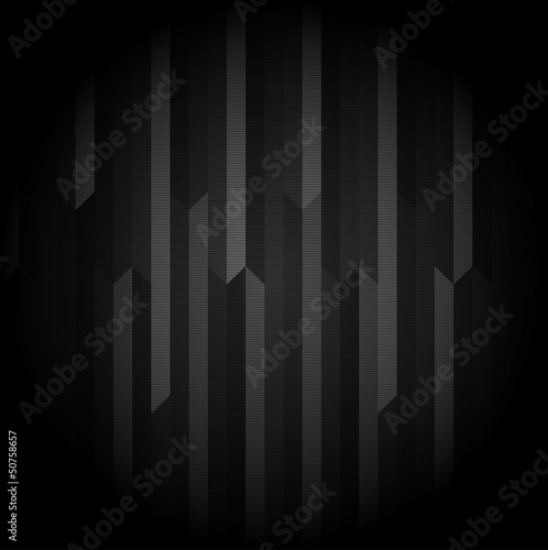 Abstract Dark Vector Background Illustration.
