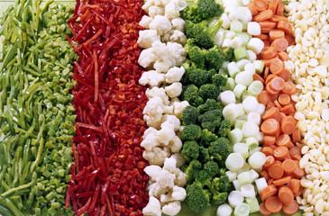 Frozen Vegetable Mixed