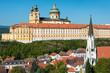 Stadt Melk (Altstadt mit Kirche und Stift)