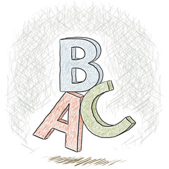 lettere ABC